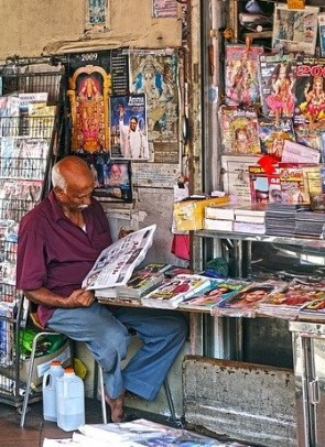 magazines, reading