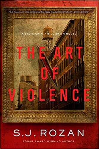 The Art of Violence, SJ Rozan