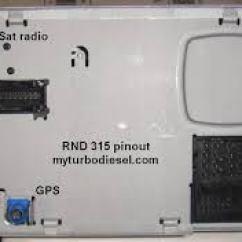 Volkswagen Golf Radio Wiring Diagram Electron Dot For Co Rns 310 / 315 - Amundsen Page 16 Navigatie Vwforum.ro