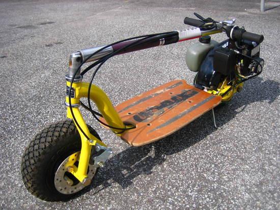 Engine Bigfoot C Scooter E