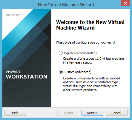 How to install RouterOS in VMware Workstation – vWorld nl