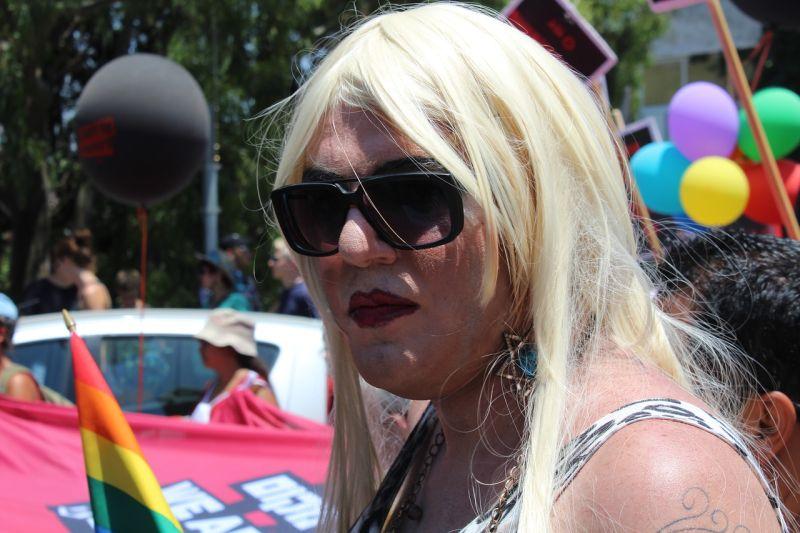 Гей-парад в Хайфе
