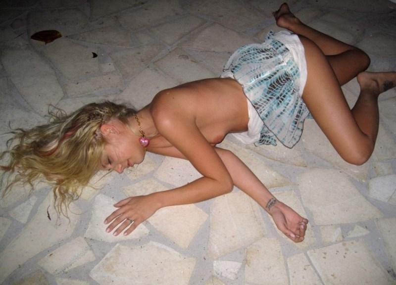 Когда твоя девушка пьянь