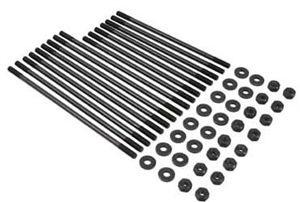 VW Head Stud Kit, OEM VW, Dual Port Type 1 Engine, 8mm