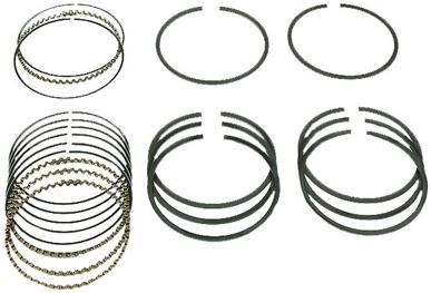 Budget Piston Ring Set, 85.5mm Bore, 2 X 2 X 5mm