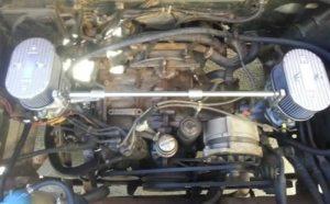 Dual 40 IDF Weber Carburetor Kits, 19 and 21L Waterboxer