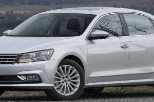 2016 Volkswagen Passat Review