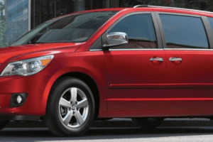 2011 Volkswagen Routan Owners Manual and Concept