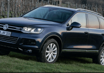 2012 Volkswagen Touareg Owners Manual and Concept