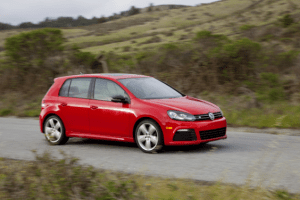 2013 Volkswagen Golf R Owners Manual and Concept
