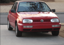 1998 Volkswagen Cabrio Owners Manual and Concept