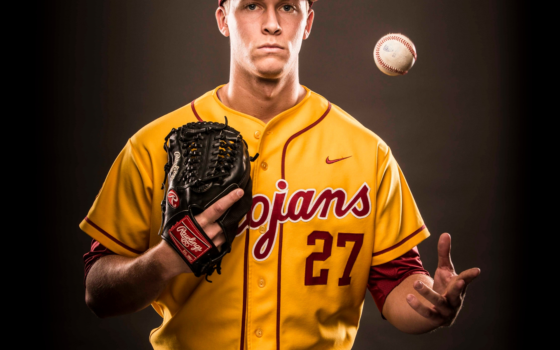 SC Baseball Headshot