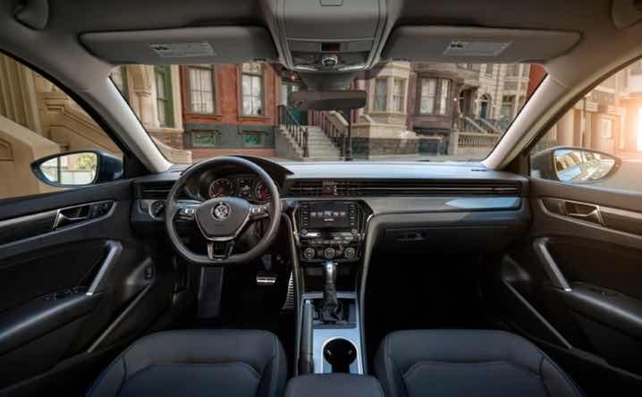 2022 VW Passat
