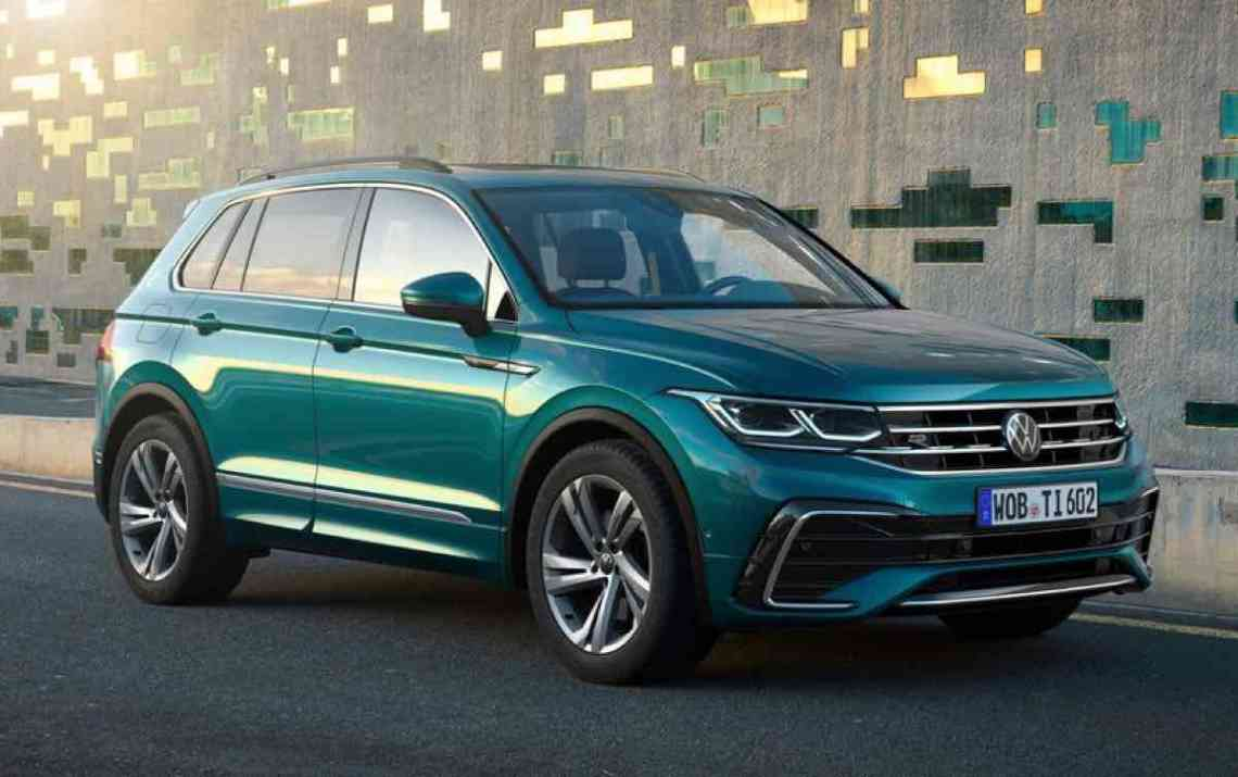 The 2023 VW Tiguan is the compact SUV with a distinctly European accent