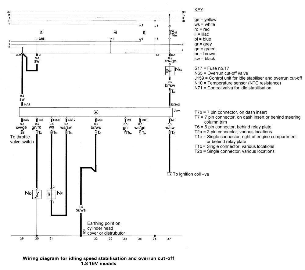 HOW TO Read VW Wiring Diagrams FAQ's And How To's Edition 38