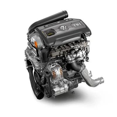 VW 2.0t TSI