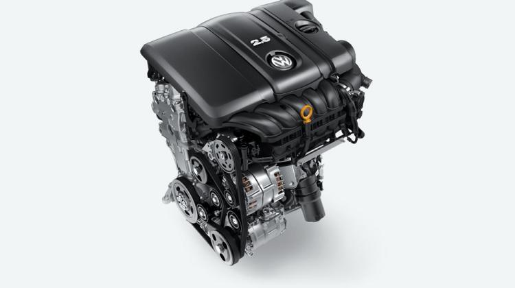 Volkswagen 2.5 Engine