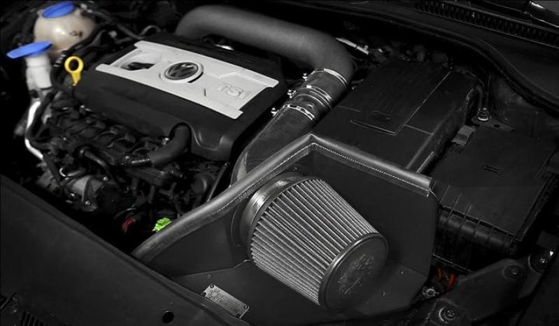 MK6 GTI IE Upgraded Intake