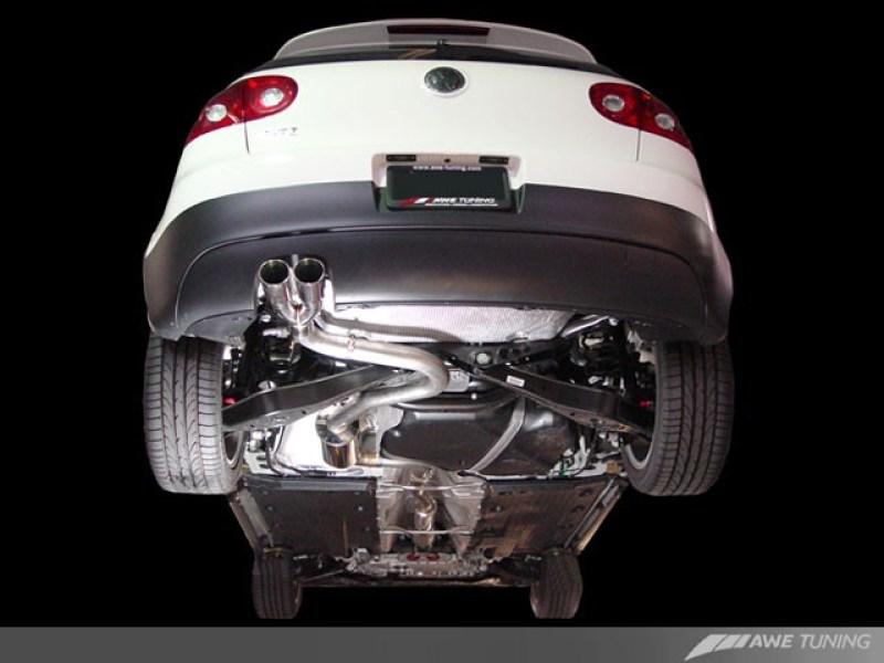 Volkswagen MK5 AWE Performance Exhaust