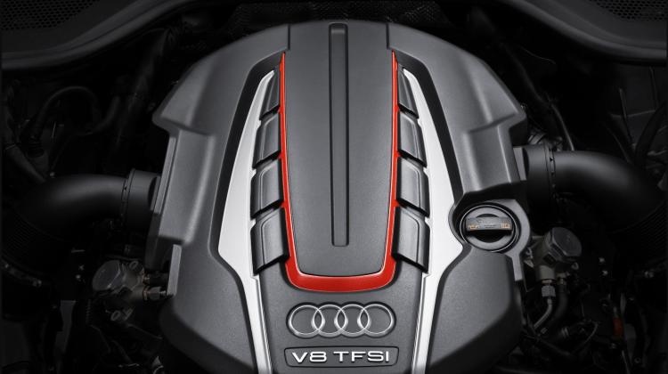 Audi 4.0T Engine
