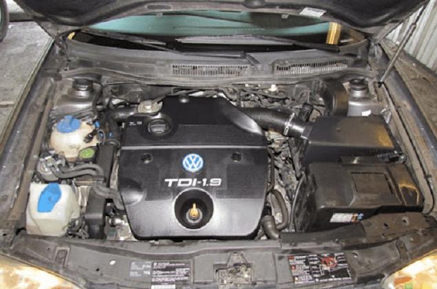 Volkswagen 1.9TDI ALH Engine