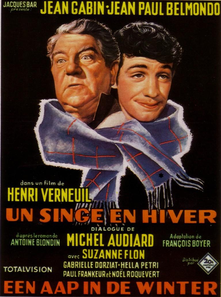 Un Singe En Hiver Streaming : singe, hiver, streaming, Singe, Hiver, Complet, Streaming, Papystreaming
