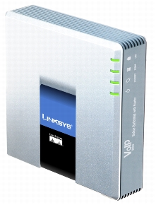 Sipura / Linksys / Cisco SPA3102 Voice Gateway in The Netherlands