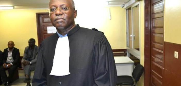 """Gabon: Me Moubembe affirme """"obtenir la libération de Léandre Nzue dans les jours avenirs"""""""