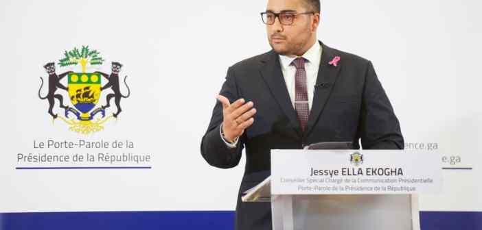 """Gabon /COVID-19: """"le test Covid sera gratuit pour les gabonais économiquement faibles et vulnérables"""", dixit Jessye ELLA EKOGHA"""