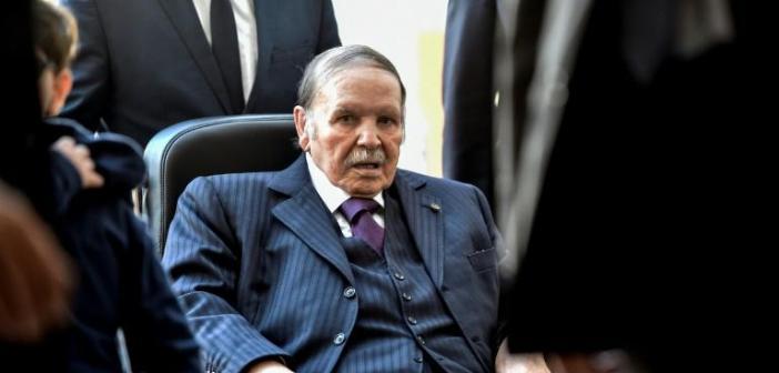 Algérie: décès de l'ancien Président Abdelaziz BOUTEFLIKA