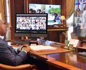 """CDM du 13/09/2021 /Élections présidentielles: tout candidat devrait avoir """"résidé sur le territoire 6 mois chaque année"""""""