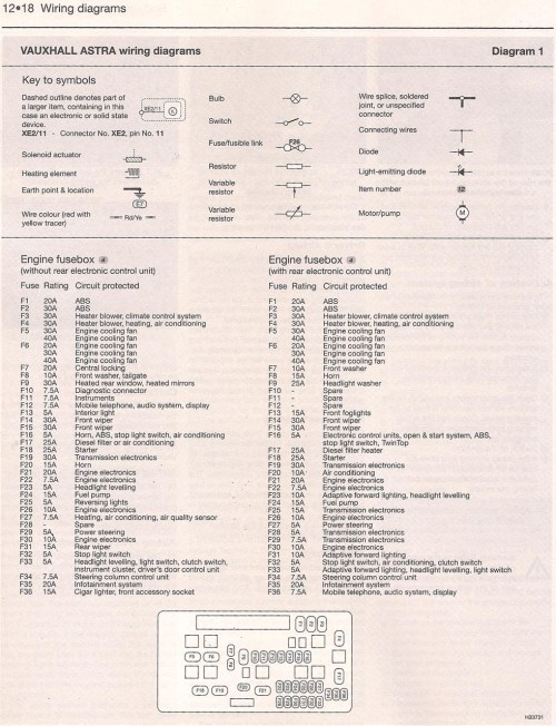 small resolution of astra h vxr wiring diagram russ vauxhall astra diesel
