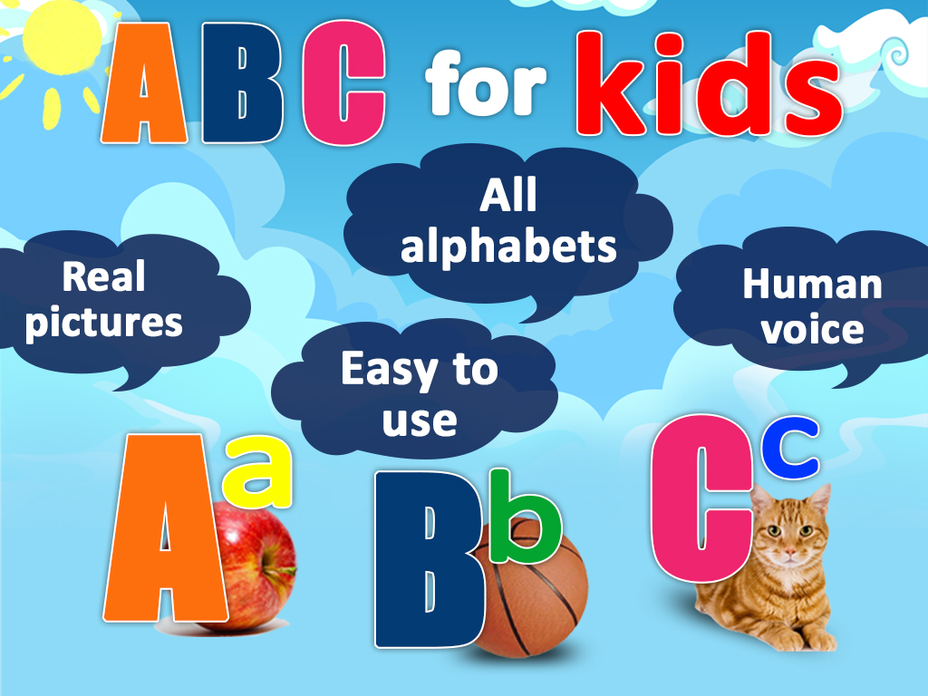 Alphabet Learning For Preschoolers