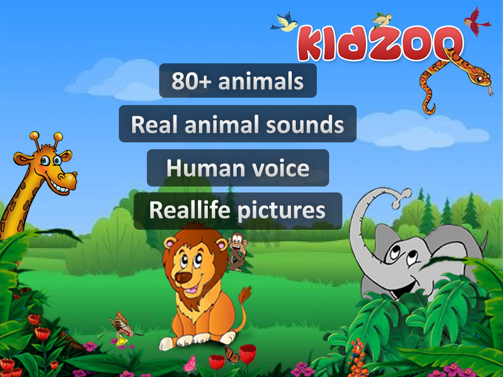 Kids Zoo Zoo For Kids Learn Animals Sounds Bird