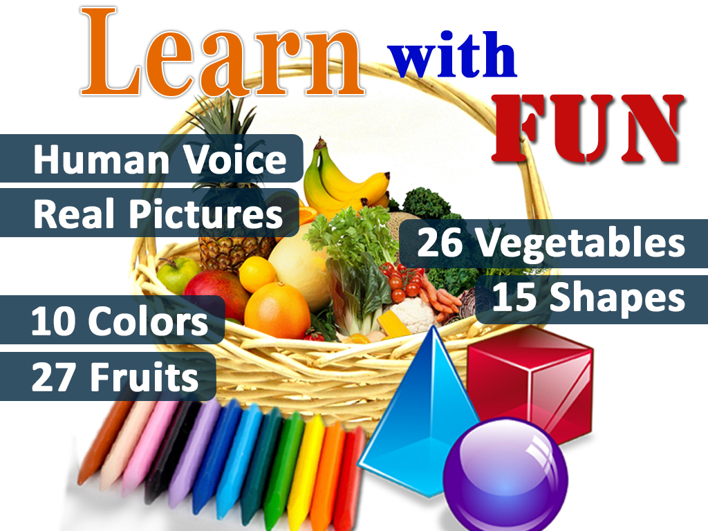 Learn Fruits Fruit For Kids Learn Shapes Shape For Kids