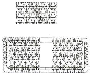 модели и схемы сумок