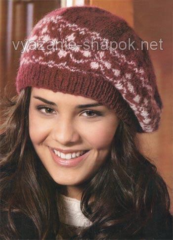 вязание детских шапок фото приколы какие нужны спицы для вязания