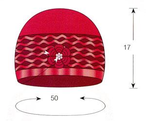 шапка крючком