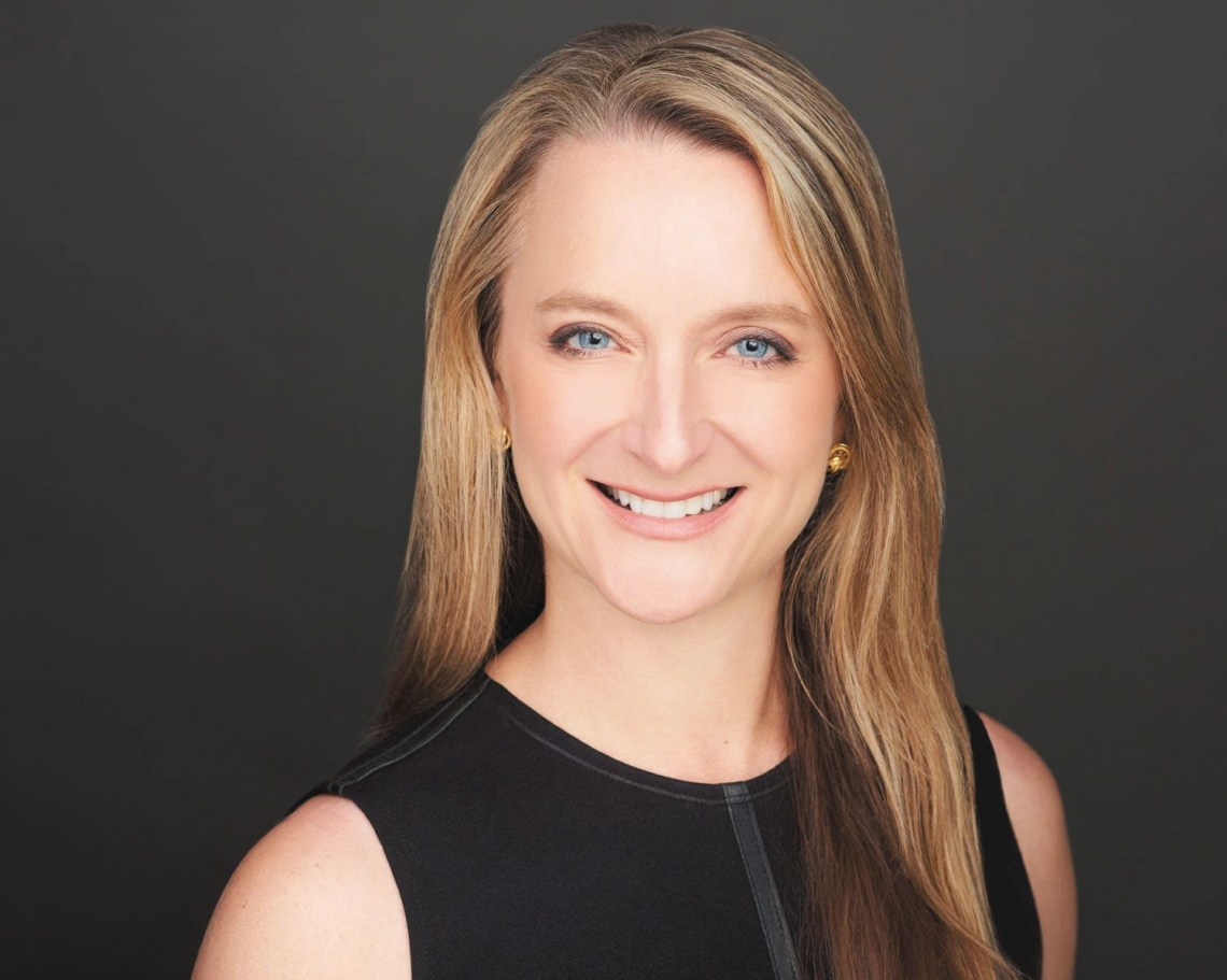 Law professor Kimberly Wehle (photo credit: Tim Coburn Photography)