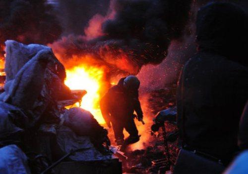 антипутінський кривавий бунт
