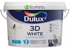 Dulux 3D White