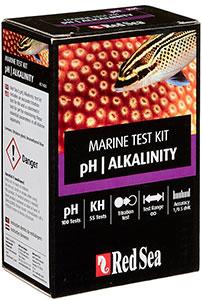 Red Sea pH Alkalinity Test Kit