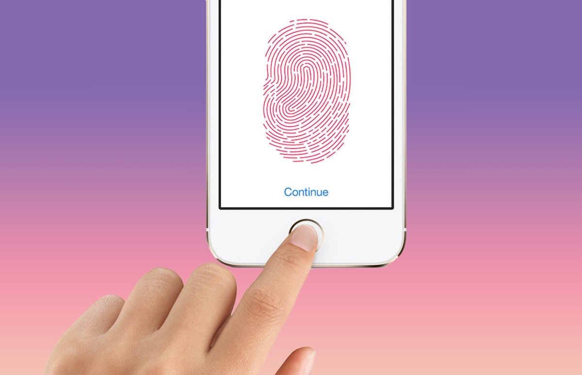 Technologie Touch ID