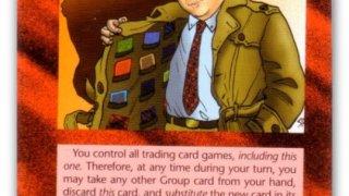 イルミナティカードの予言 Ver180 トレーディングカードゲーム編