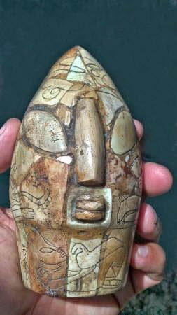 【ヤバイ】アステカ文明のオブジェクト 完全に宇宙人