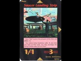 イルミナティカードの予言 Ver333 UFO着陸場編
