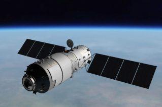 天宮1号が再突入するのは3月30日から4月6日の間と予測