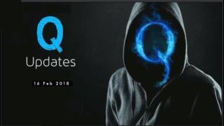 Q anon とかQ Clearanceと呼ばれる者達が情報をリークしている