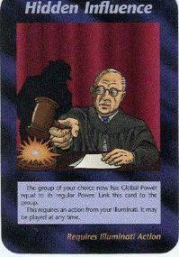 イルミナティカードの予言 Ver376 隠された影響編 忖度判決
