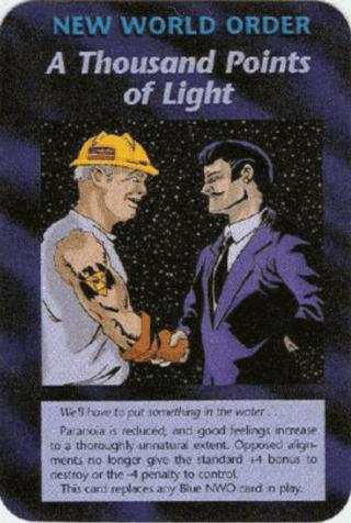 イルミナティカードの予言 Ver395  千点の光編